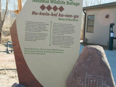Pahranagat National Wildlife Refuge Visitors Center