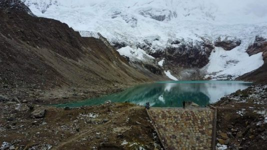 Monitoring Glacial Lakes