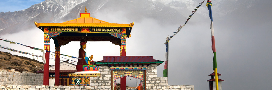 Restoration of Pangboche Monastery